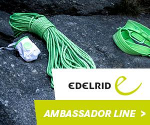 Edelrid Ambassador Line