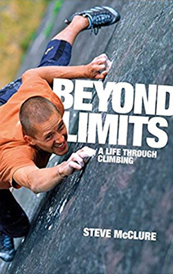 Purchase Steve McClure's 'Beyond Limits'